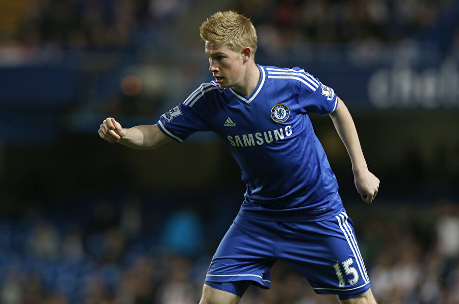 Daha önce de 8 milyon avro satın alınan Kevin de Bruyne'ü 22 milyon avroya Wolfsburg'a, 16.5 milyon avroya alınan Mohamed Salah'tan 20 milyon avro kazanan Chelsea'de, kararların hepsi Marina Granovskaia'dan geldi.