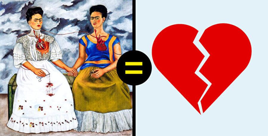 The Two Fridas – Frida Kahlo / 1939