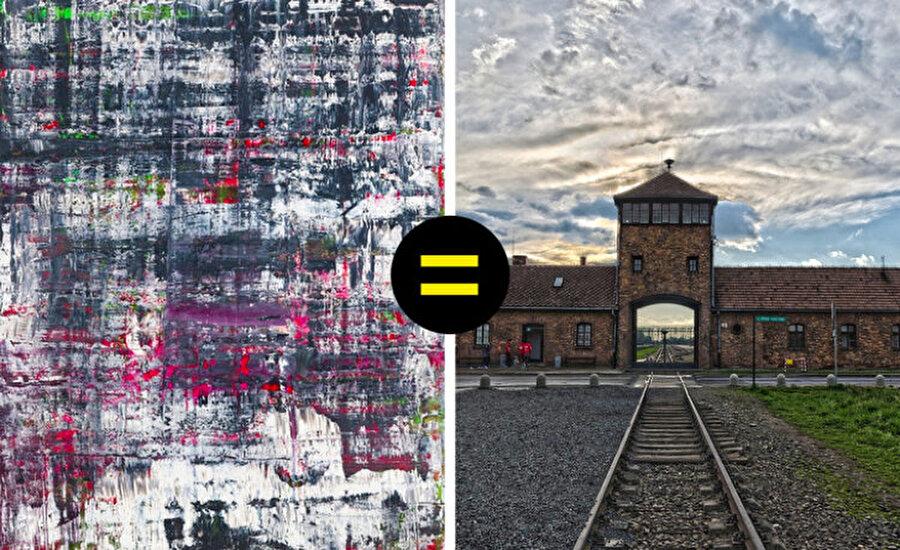 Birkenau – Gerhard Richter / 2014