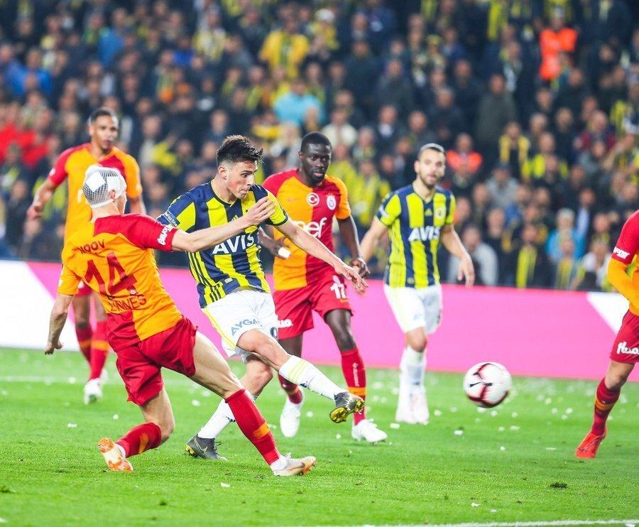 Süper Lig'de ilk kez Konyaspor ağlarını sarsan genç orta saha, şüphesiz Galatasaray'a attığı bu golle hatırlanacak.