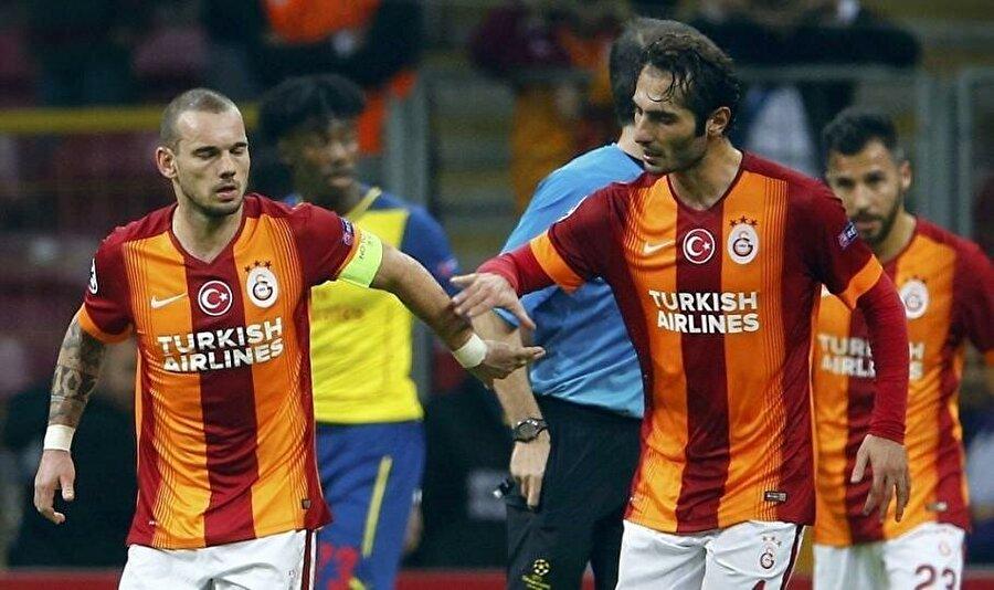 Şampiyonlar Ligi grup kuralarını ise Galatasaray'ın eski futbolcuları Wesley Sneijder ile Hamit Altıntop çekecek. Şampiyonlar Ligi elçisi olan Hamit Altıntop ile birlikte Sneijder ve Petr Cech, Galatasaray'ın grubunu belirleyecek.