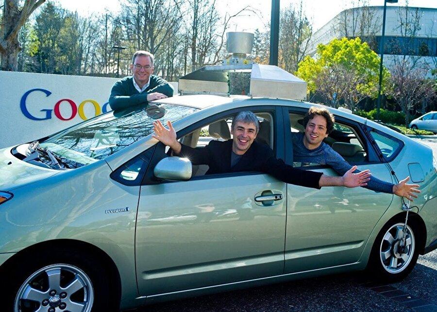 Şirket yeni fikirlere odaklandı. 2010'da sürücüsüz araçlar hakkında çalışmaya başladığını duyurdu.