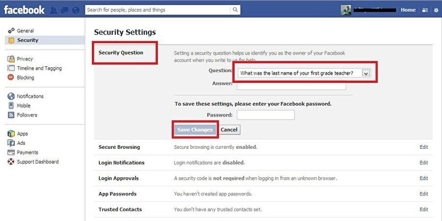 Güvenlik sorularına sahte cevaplar verin Siber güvenlik uzmanının diğer bir önerisi ise yine güvenlik sorularını kapsıyor. Sosyal ağ ya da diğer platformların karşınıza getirdiği güvenlik sorularında sahte bilgileri paylaşmak da aslında akıllıca. Siber saldırganların profillerinizi inceleyip kolayca bulabileceği veriler yerine farklı cevaplar vermekte yarar var.