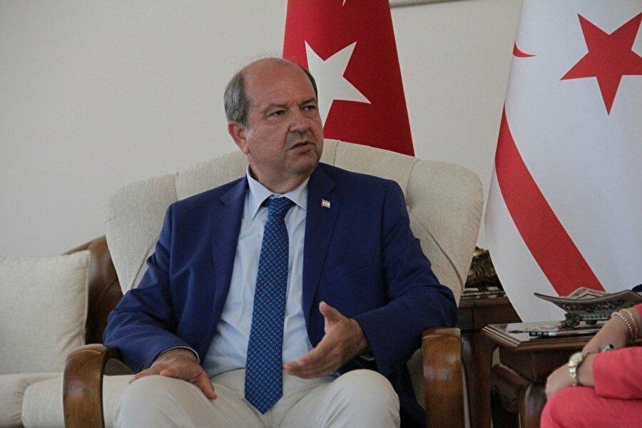 """KKTC                                                                           KKTC Başbakanı Ersin Tatar, Türkiye'nin Barış Pınarı Harekatı'na  tam destek verdi. Tatar, Twitter'dan yaptığı açıklamada şunları kaydetti:   """"Türkiye'nin kendisine yönelik terör tehditini ortadan kaldırmak , Suriye'de güvenli bölge oluşturmak için düzenlediği """" Barış Pınarı"""" askeri harekatı başlamıştır. Kıbrıs Türk'ü daima olduğu gibi  Türkiyemizin yanındadır. Dualarımız Türk Silahlı Kuvvetlerimiz içindir."""""""