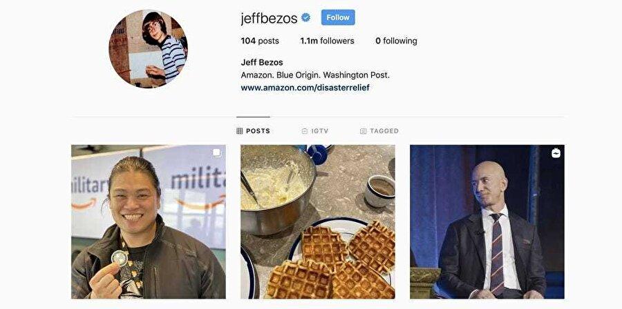 Aynı yıl Instagram'a da katıldı.