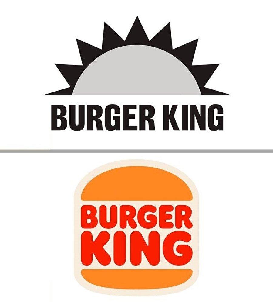 Burger King İştah açıcı değişim.