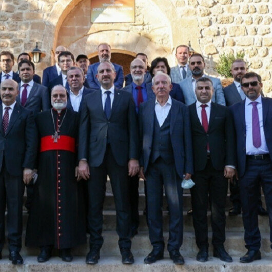 Freedom of religion cornerstone of life in Turkey, assures justice minister