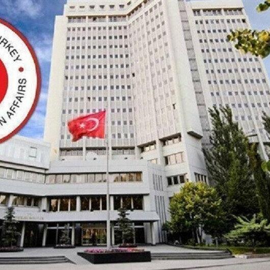 Turkey condoles with Democratic Republic of Congo after deadly boat disaster