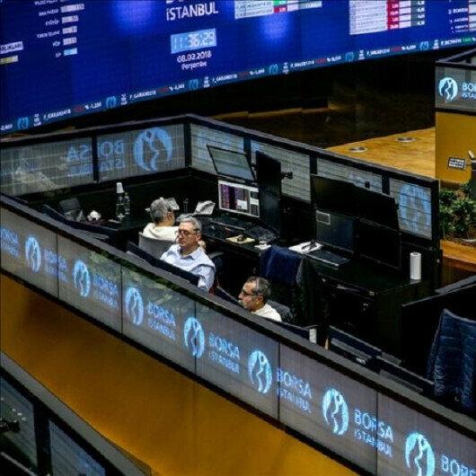 Borsa Istanbul starts week looking up
