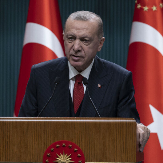 Turkish president calls on everyone to act on climate change
