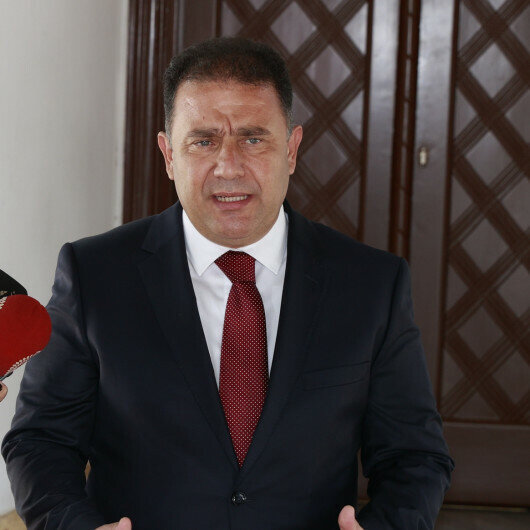 Turkish Cypriot premier steps down