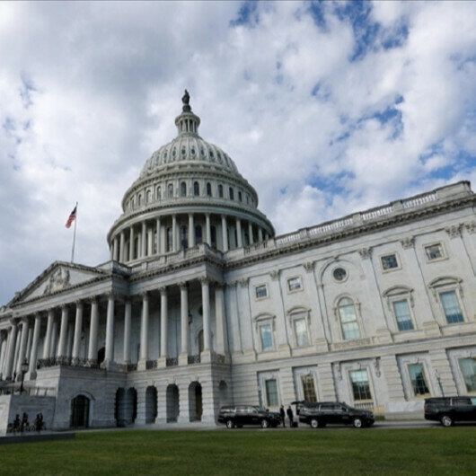 US House passes bill to lift debt ceiling through early December