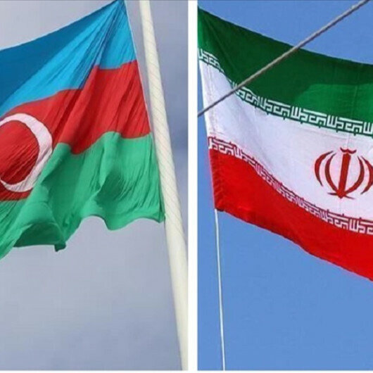 Azerbaijani FM speaks with his Iranian counterpart by phone