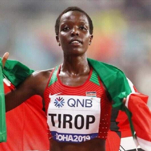 Kenyan Olympic star Agnes Tirop found dead with stab wound: Official