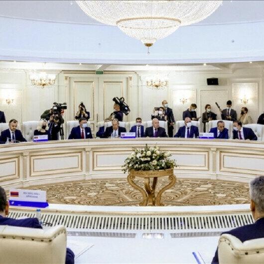 Russian, Armenian, Azerbaijani officials hold 3-way meeting in Minsk