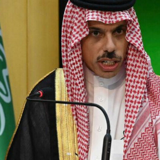 Saudi FM says Riyadh serious about talks with Iran