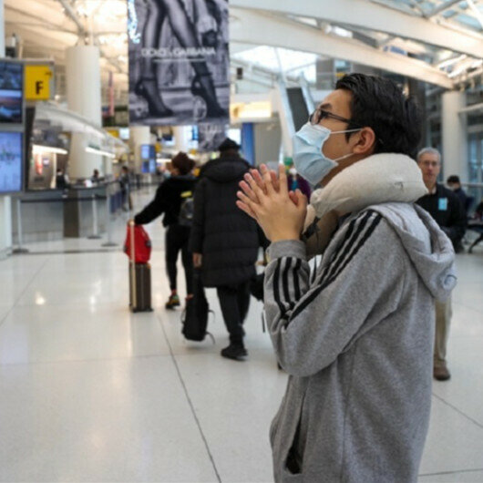 US allowing entry to fully vaccinated foreign travelers beginning Nov 8