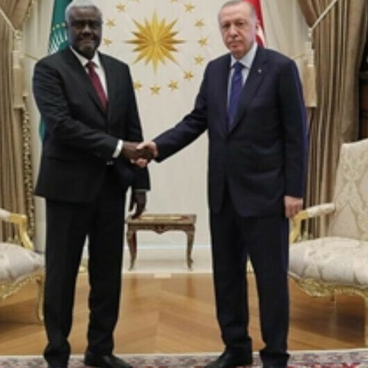 Turkey becomes new route for African leaders
