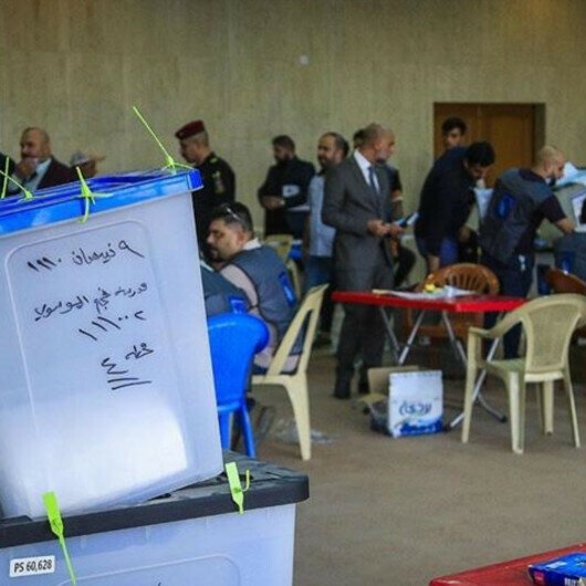 President, judiciary chief warn against harming national security after Iraq elections