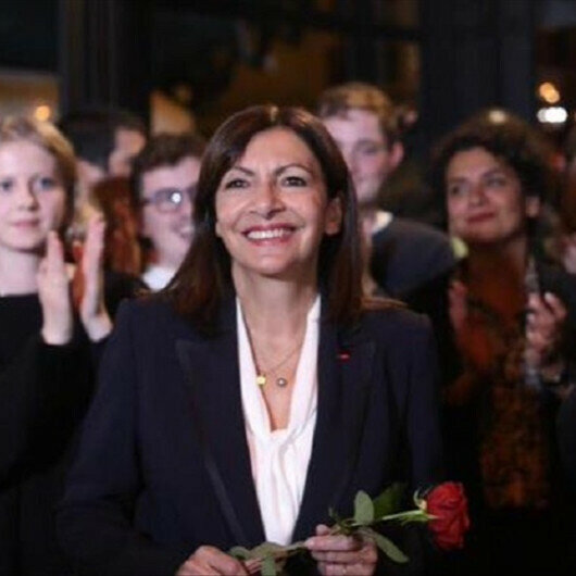 France's Socialist Party picks Paris mayor as presidential candidate