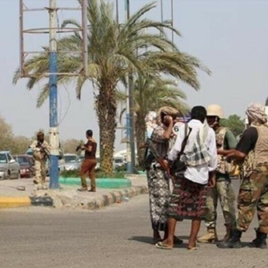 Houthis claim seizing district in central Yemen
