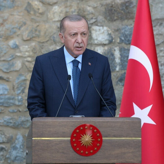 Racism, Islamophobia remain major problem for Turks in Europe, says Erdogan