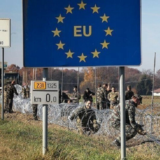 Illegal border crossings to EU rose 68% in first 9 months of 2021: Frontex