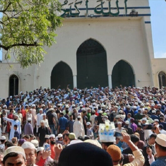 Protests rattle Bangladesh as Muslim-Hindu tensions simmer