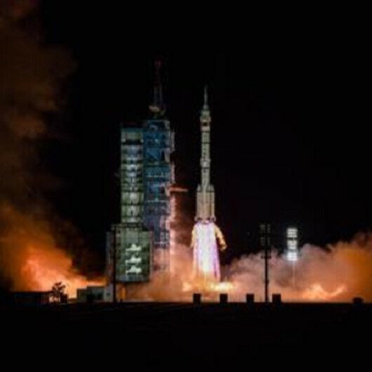 China's Shenzhou 13 spacecraft docks with space station