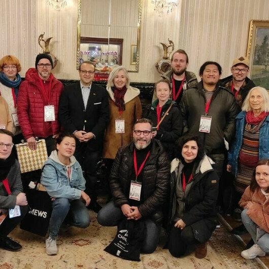 Turkish Embassy in Prague takes part in '24-hour drawing marathon'