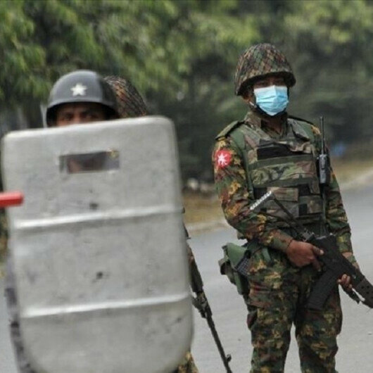 UN official worried about violence in Myanmar against opponents of coup