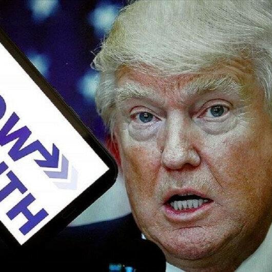 Trump media stocks jump 800% after announcement of new social media platform