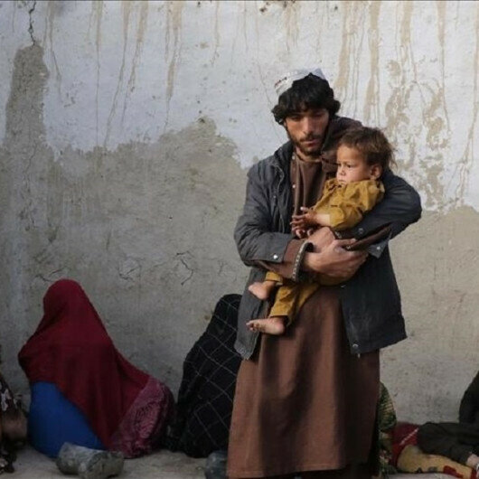 UN says nearly 700,000 people displaced in Afghanistan in 2021