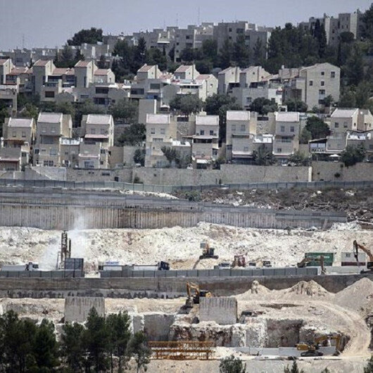 US 'deeply concerned' about planned Israeli settlements