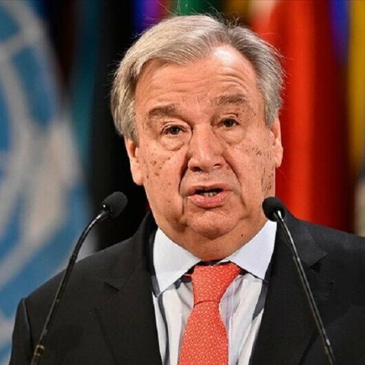 'Hollow promises must end,' says UN as world on track to warm 2.7°C