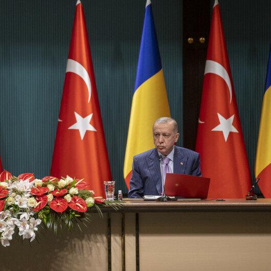 Turkey ready to enhance cooperation with Chad, says Erdoğan