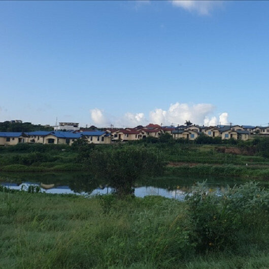 Tanzania green village blue print for sustainable future