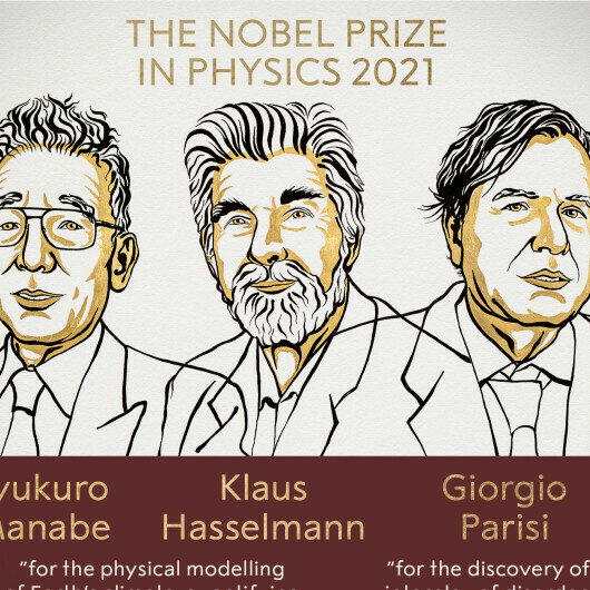 Climate, complex systems discoveries win 3 scientists Nobel Prize in Physics