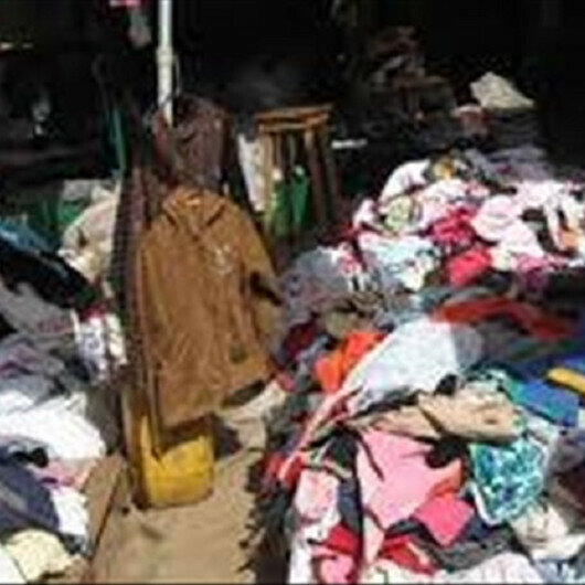 Second-hand clothes steal show in poverty-hit Zimbabwe