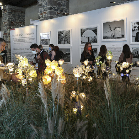 Turkey's largest art fair to continue in Istanbul until Oct 10