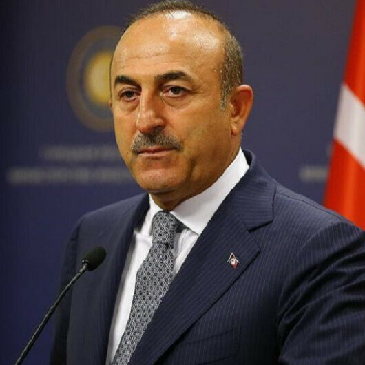 Turkish foreign minister stresses importance of humanitarian diplomacy