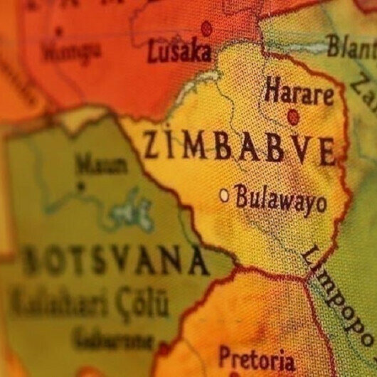 Illegal gold diggers decimate Zimbabwe's green gold