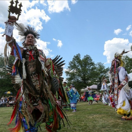 Biden first US president to proclaim Indigenous Peoples' Day