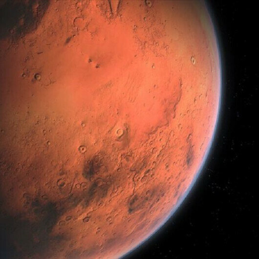 'Icy water beneath Martian crust proves water existed on Mars'
