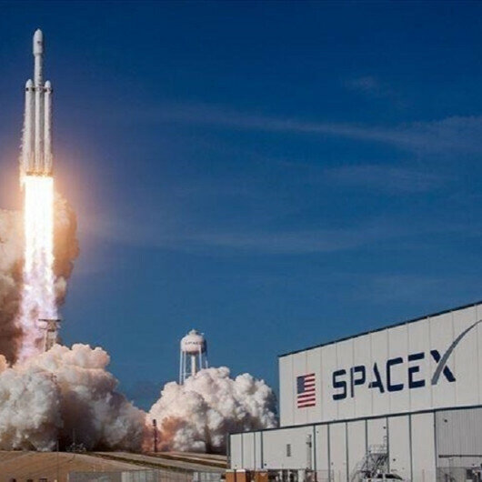 SpaceX brings 4 astronauts back to Earth after mission