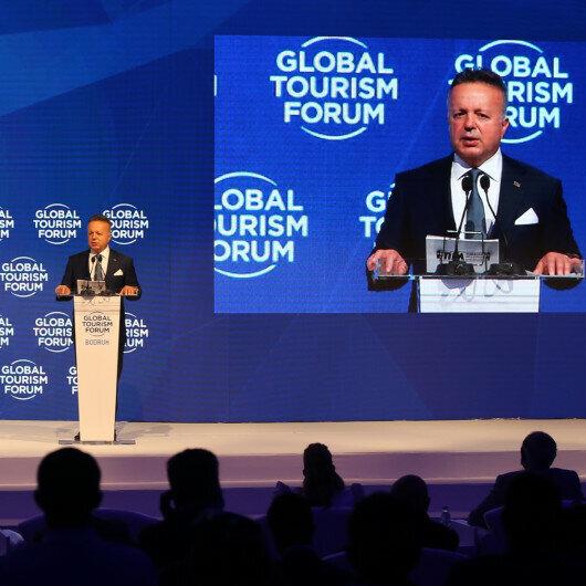 Global tourism forum kicks off in Turkish resort Bodrum
