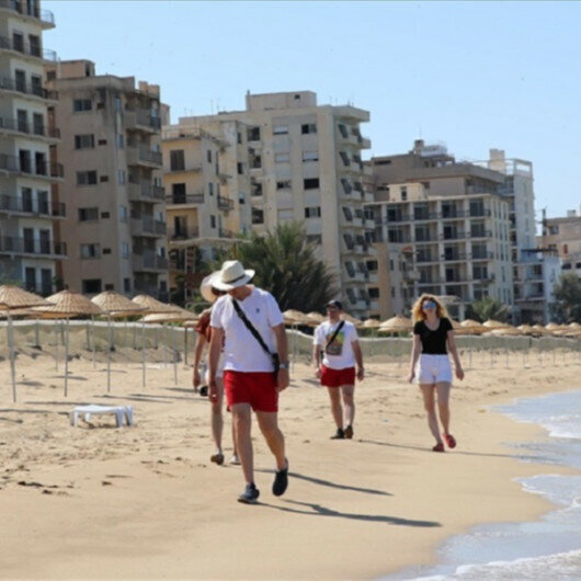 Maras town in Northern Cyprus hosts nearly 200,000 tourists