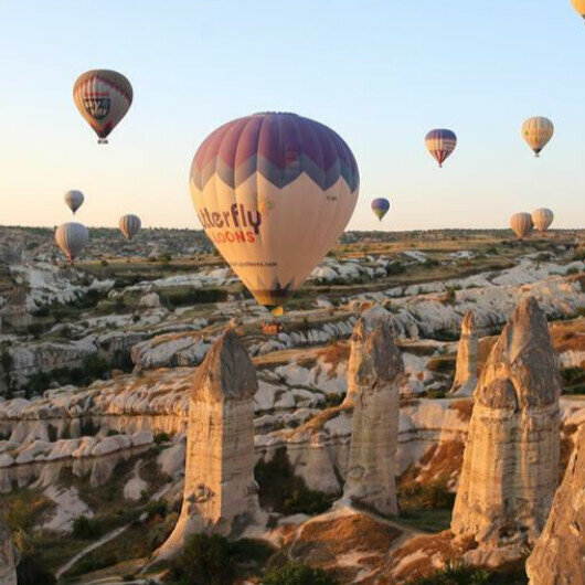 Number of foreigners visiting Turkey jumped over 27% in year's 1st half