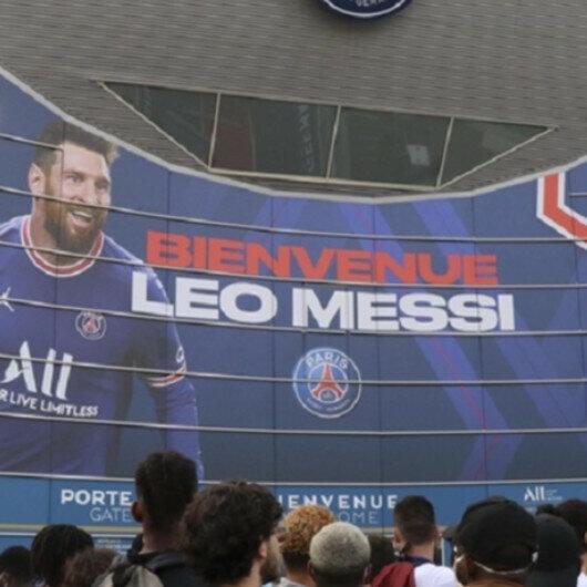 Paris Saint-Germain confirm signing of Lionel Messi
