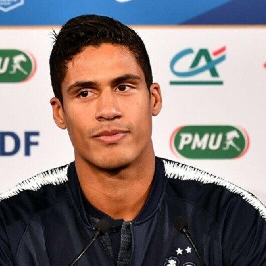 French defender Varane joins Manchester United